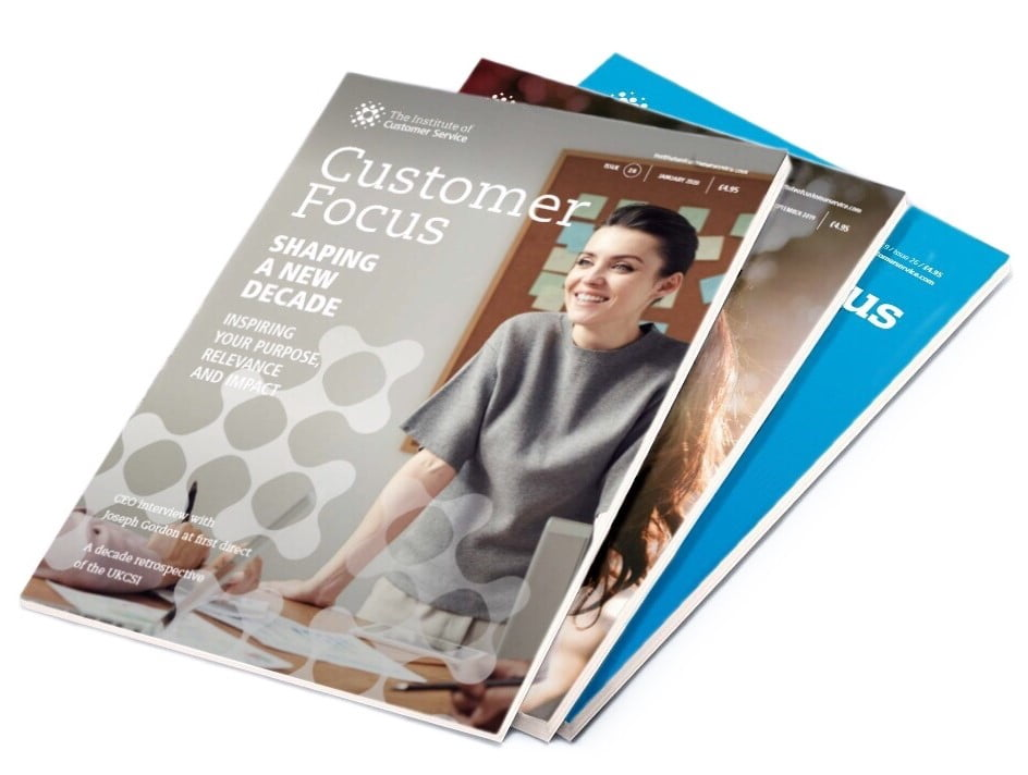 Customer Focus Magazine