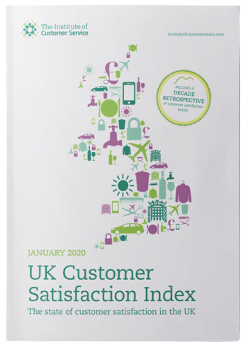 UKCSI: The State Of Customer Satisfaction In The UK – January 2020