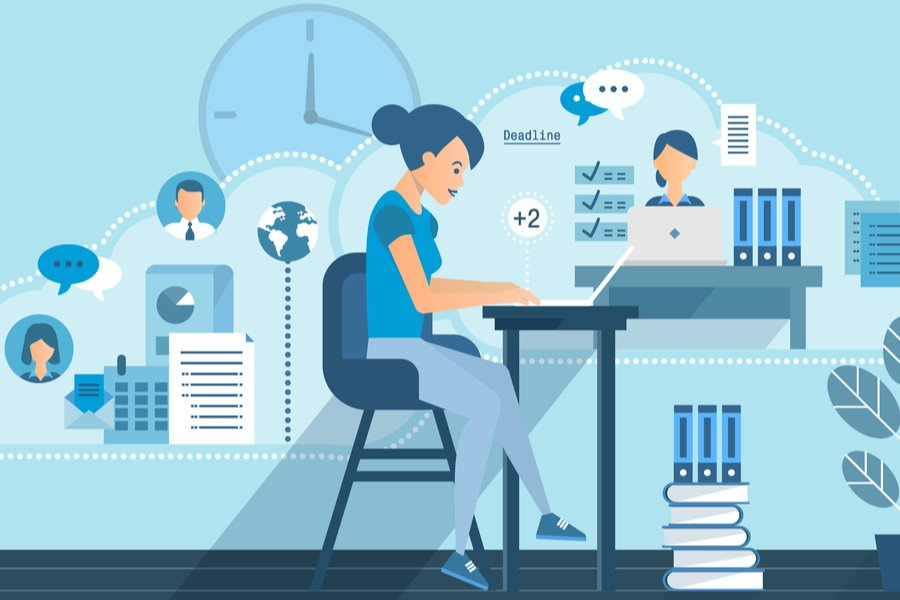 Remote Working In A Customer Service Context: Top Tips