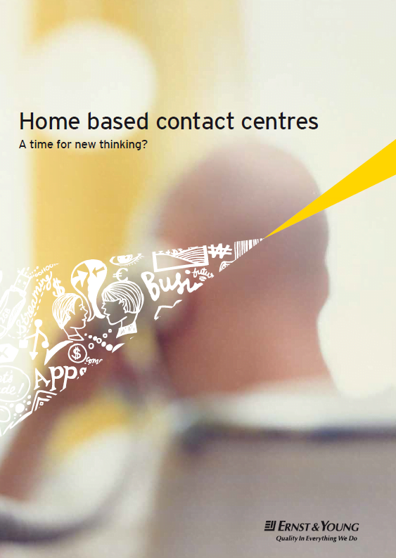 Home Based Contact Centres – A Time For New Thinking? (2011)