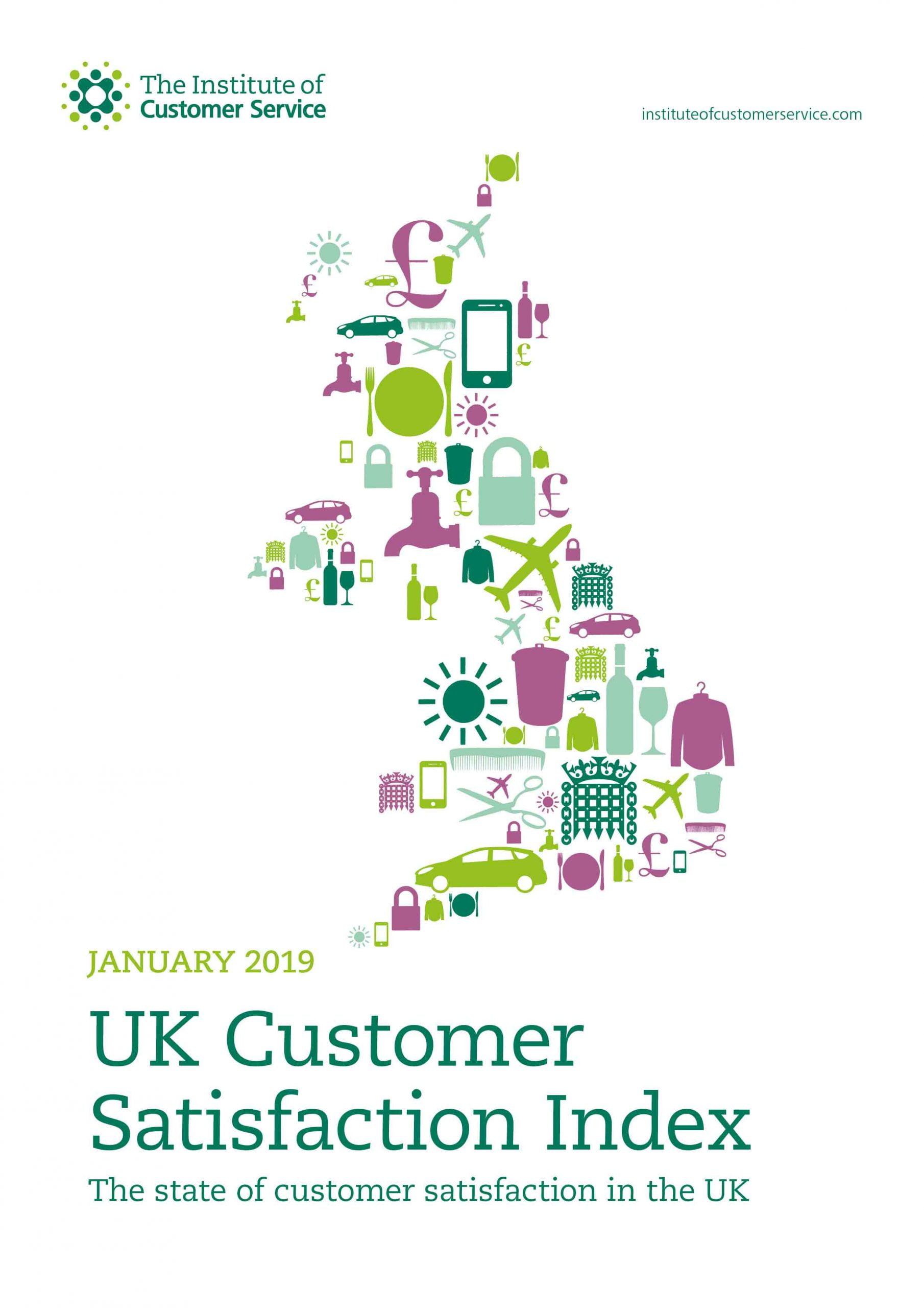 UKCSI: The State Of Customer Satisfaction In The UK – January 2019