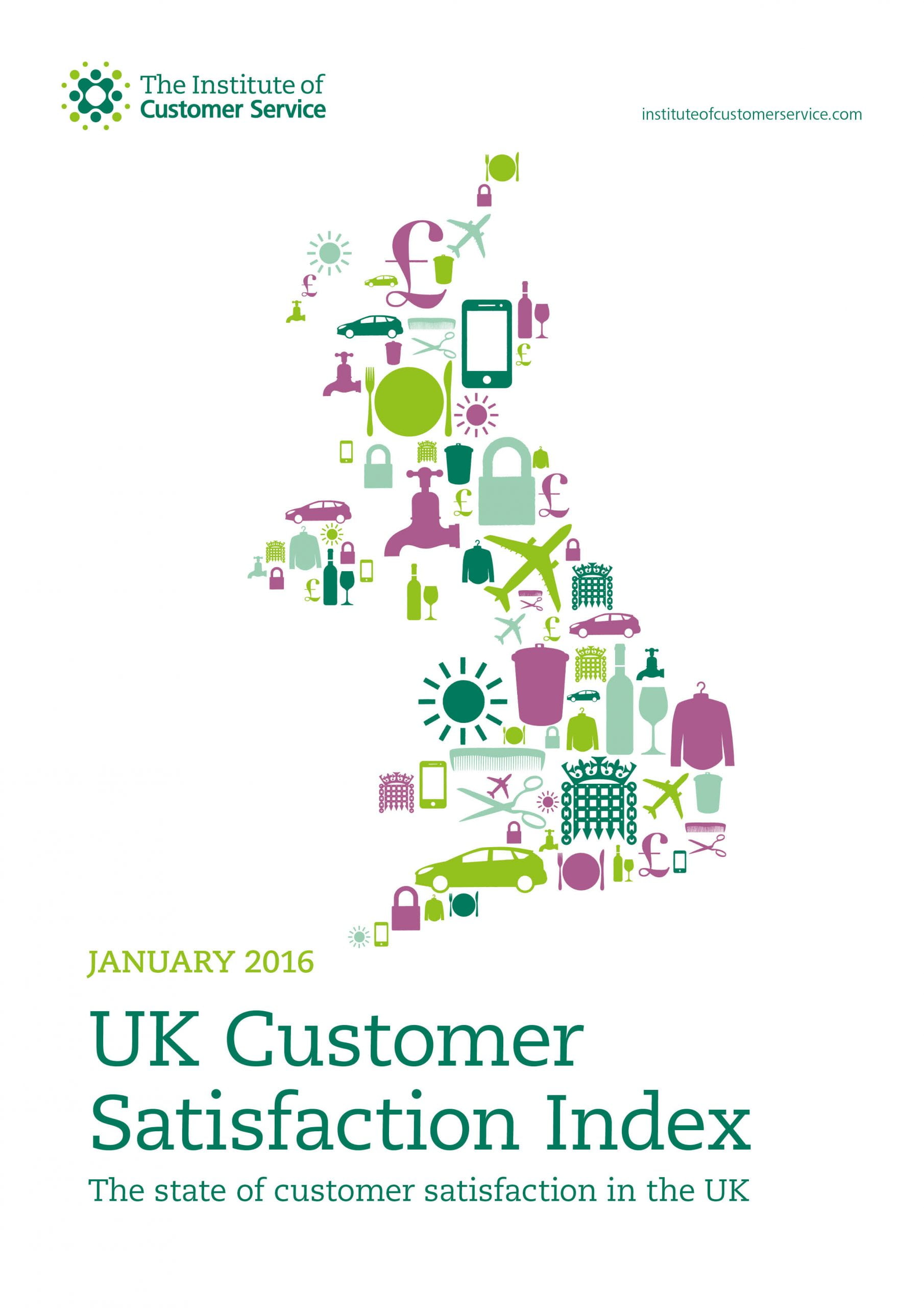 UKCSI: The State Of Customer Satisfaction In The UK – January 2016