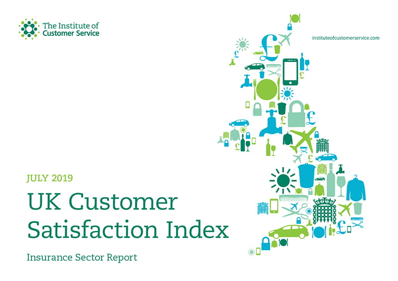 UKCSI Insurance Sector Report – July 2019