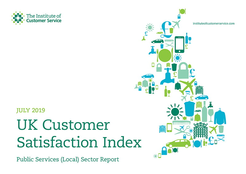 UKCSI Public Services (Local) Sector Report – July 2019