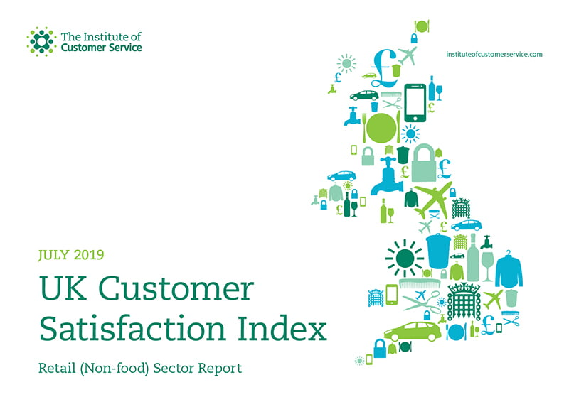 UKCSI Retail (Non-food) Sector Report – July 2019
