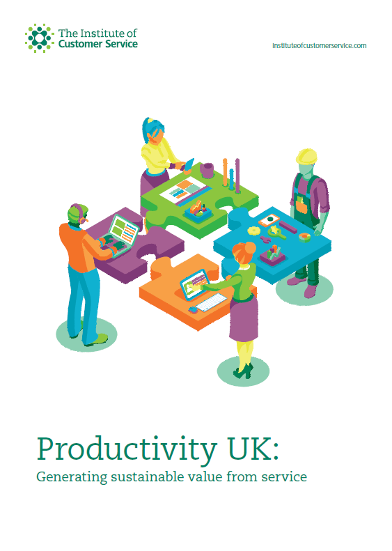 Productivity UK: Generating Sustainable Value From Service