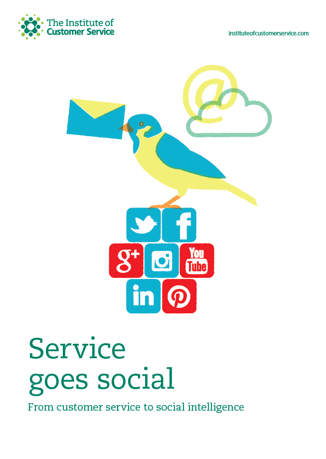 Service Goes Social: From Customer Service To Social Intelligence