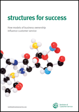 Structures For Success: How Models Of Business Ownership Influence Customer Service
