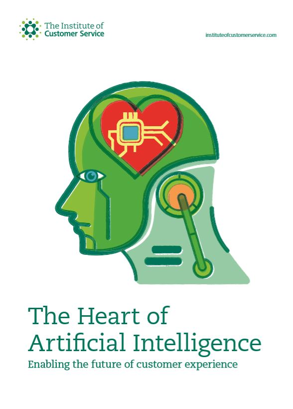 The Heart Of Artificial Intelligence: Enabling The Future Of Customer Experience