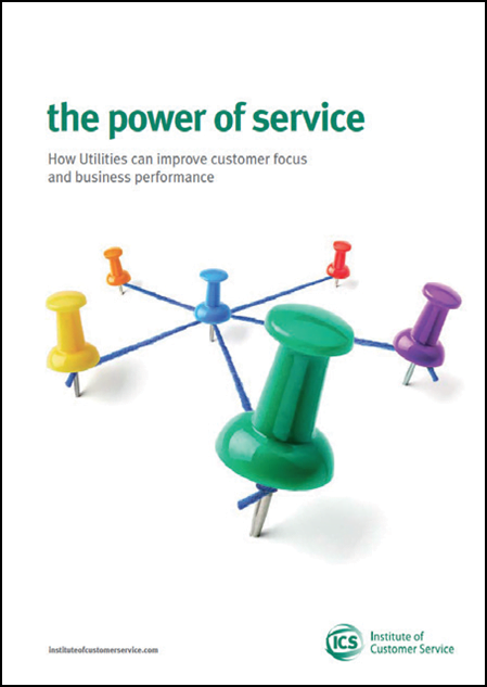 The Power Of Service: How Utilities Can Improve Customer Focus And Business Performance