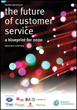 Full Report: The Future Of Customer Service: A Blueprint For 2020