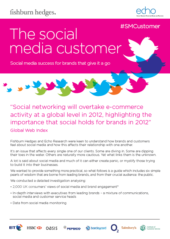 The Social Media Customer: Social Media Success For Brands That Give It A Go