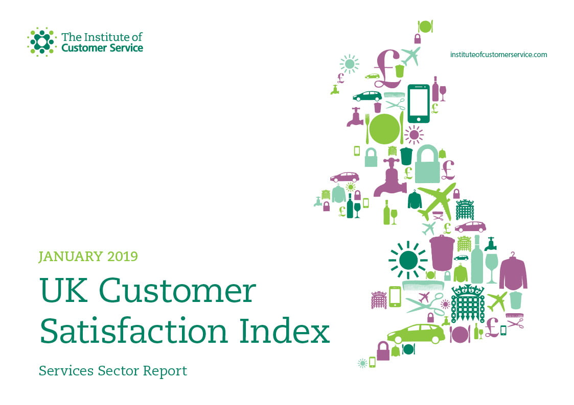 UKCSI Services Sector Report – January 2019