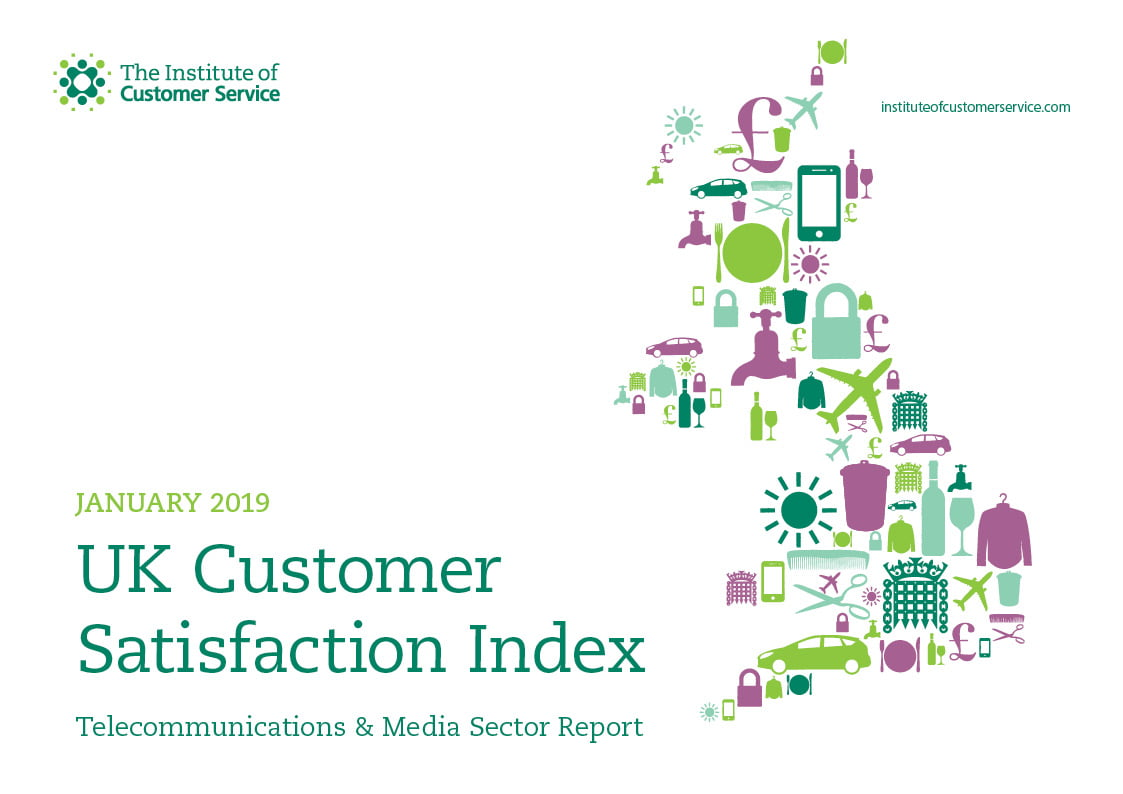 UKCSI Telecommunications & Media Sector Report – January 2019