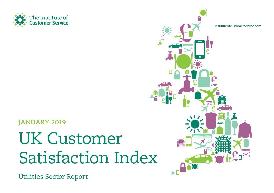 UKCSI Utilities Sector Report – January 2019