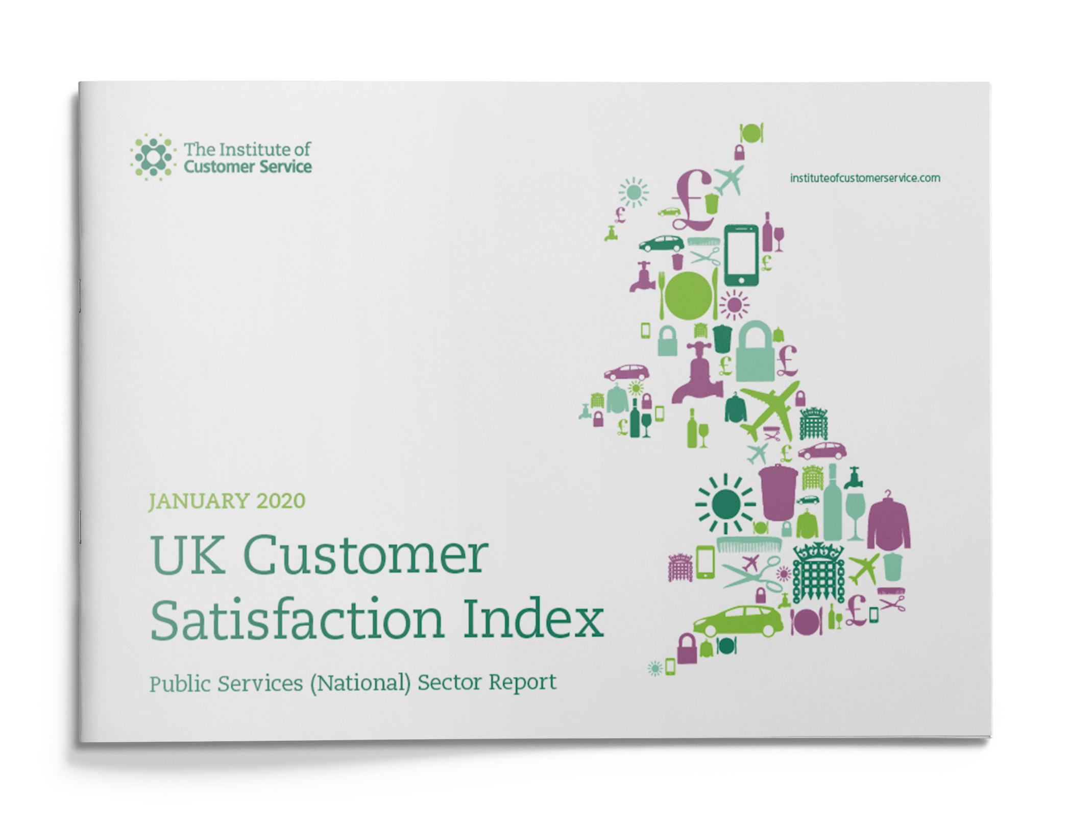 UKCSI Public Services (National) Sector Report – January 2020