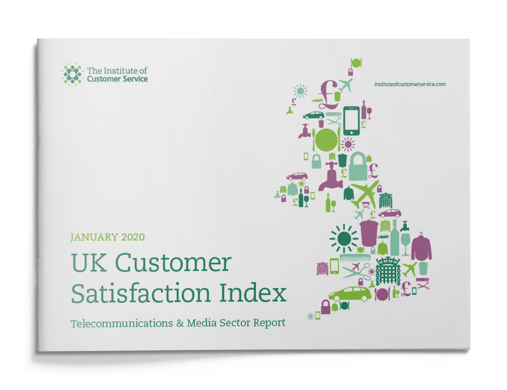 UKCSI Telecommunications & Media Sector Report – January 2020