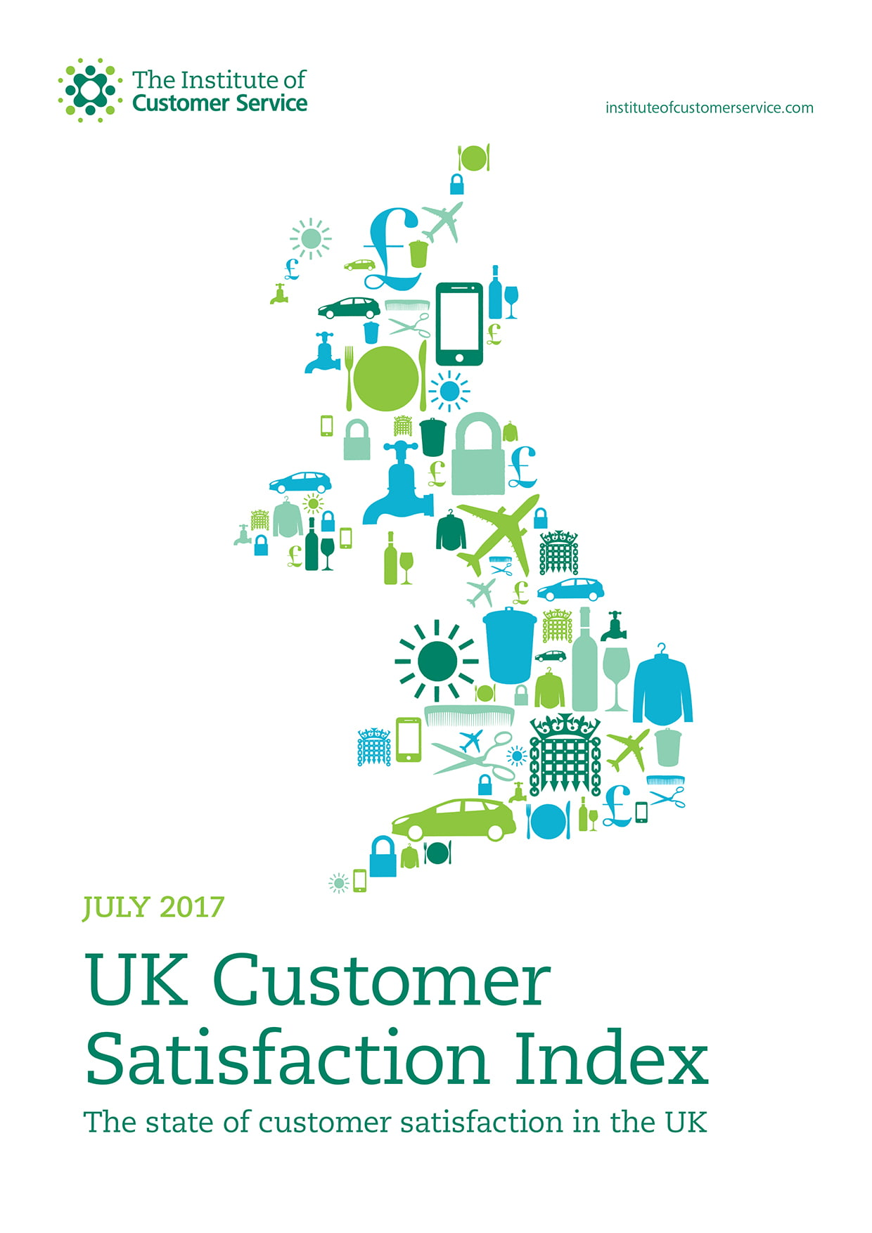 UKCSI: The State Of Customer Satisfaction In The UK – July 2017