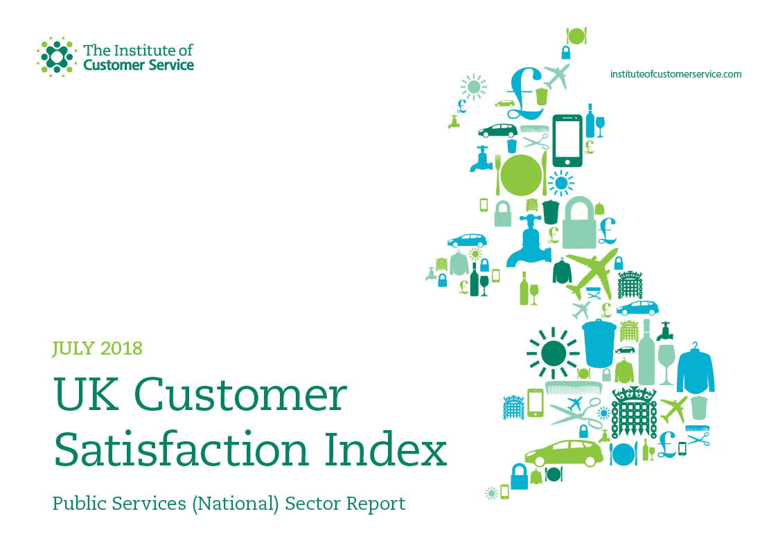 UKCSI Public Services (National) Sector Report – July 2018