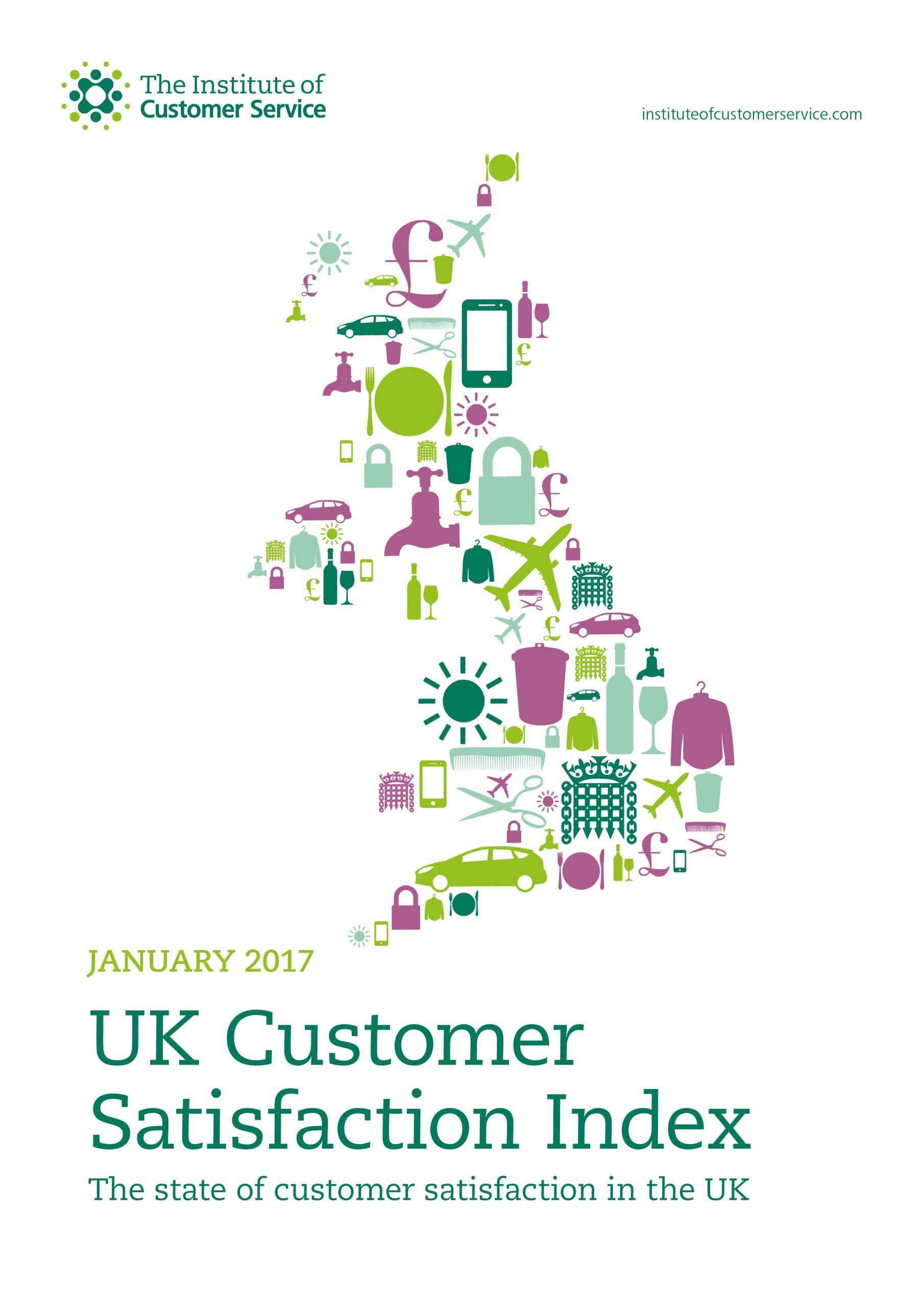 UKCSI: The State Of Customer Satisfaction In The UK – January 2017