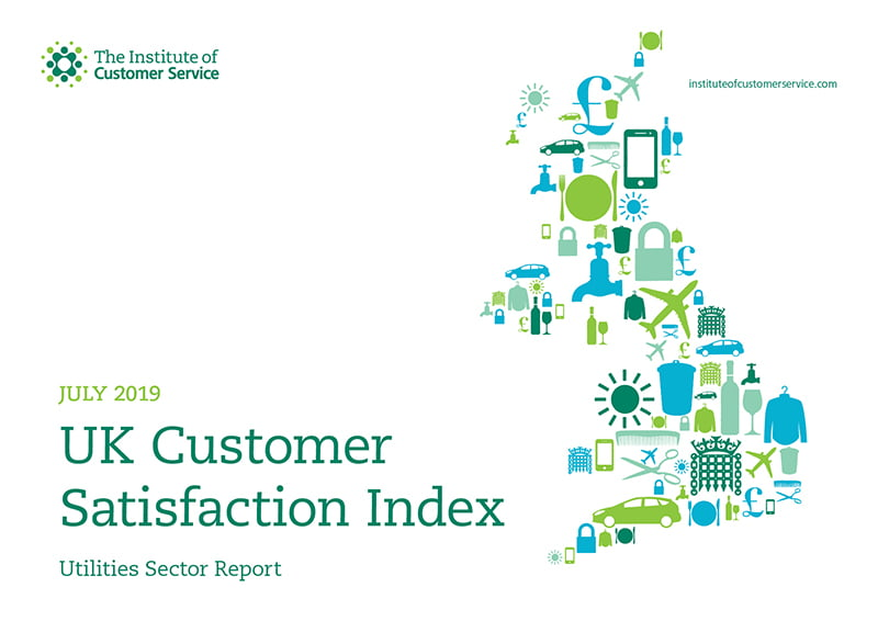 UKCSI Utilities Sector Report – July 2019