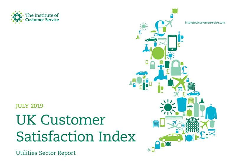 UKCSI Utilities Sector Report – July 2019