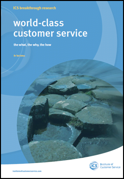 World-class Customer Service: The What, The Why, The How (2008)