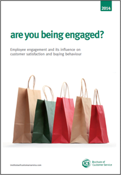 Are You Being Engaged? Employee Engagement And Its Influence On Customer Satisfaction And Buying Behaviour (2014)