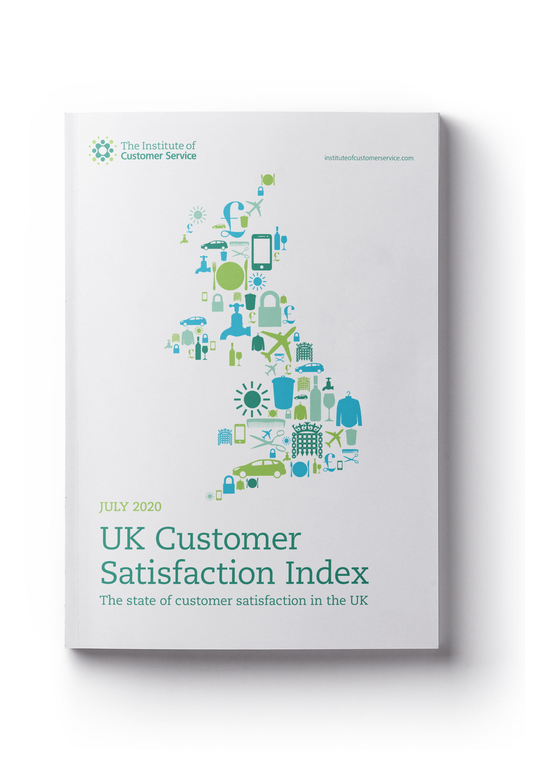 UKCSI – The State Of Customer Satisfaction In The UK – July 2020