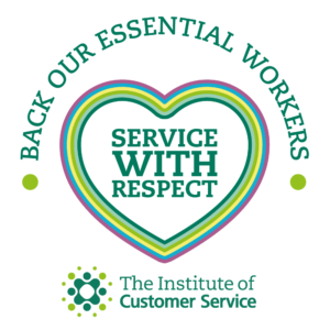 Service with Respect Logo