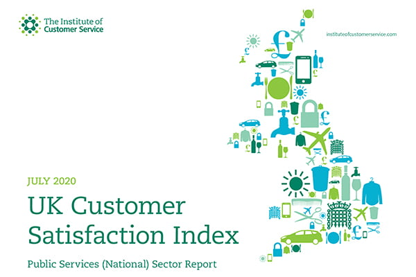 UKCSI Public Services (National) Sector Report – July 2020