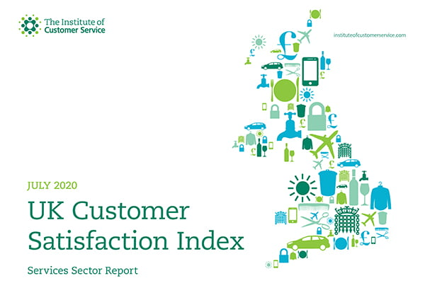 UKCSI Services Sector Report – July 2020