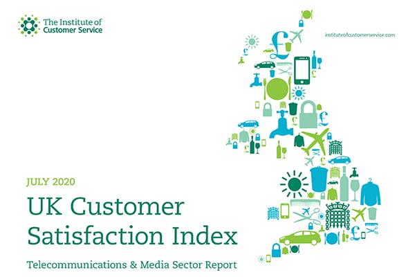 UKCSI Telecommunications & Media Sector Report – July 2020