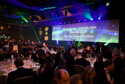 The Annual Conference And UK Customer Satisfaction Awards 2020