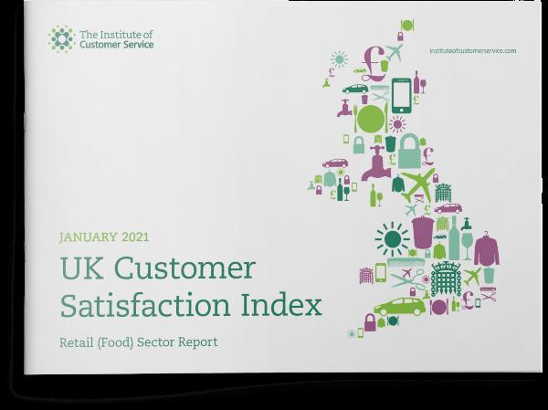UKCSI Retail (Food) Sector Report -Jan 2021