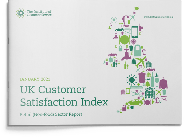 UKCSI Retail (Non-food) Sector – Jan 2021