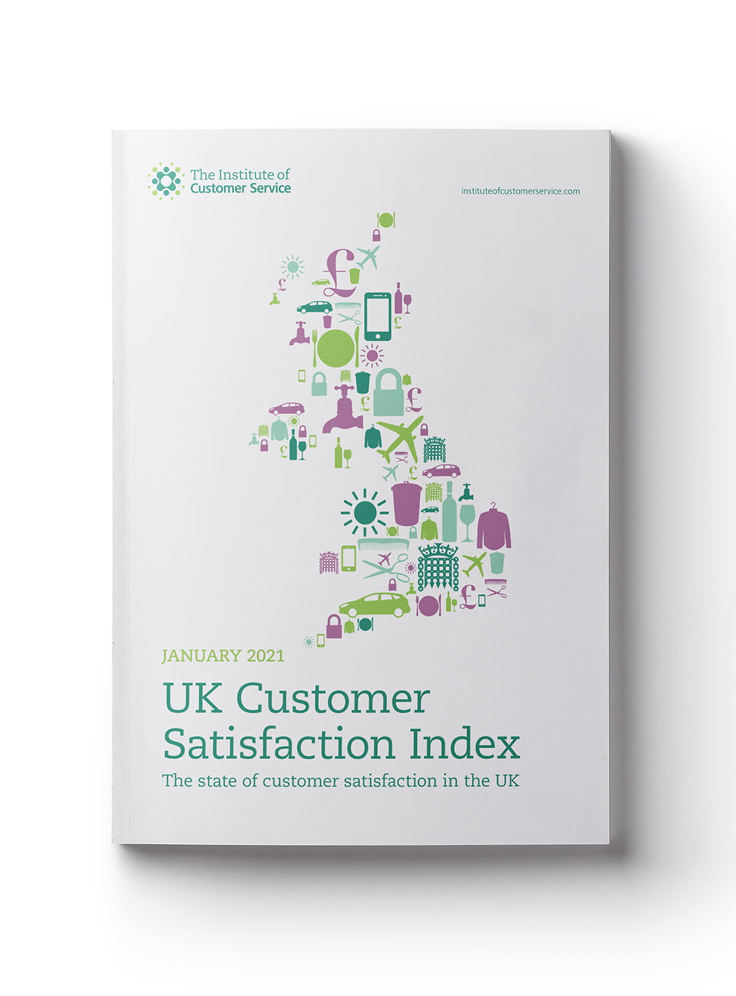 UKCSI – The State Of Customer Satisfaction In The UK – January 2021