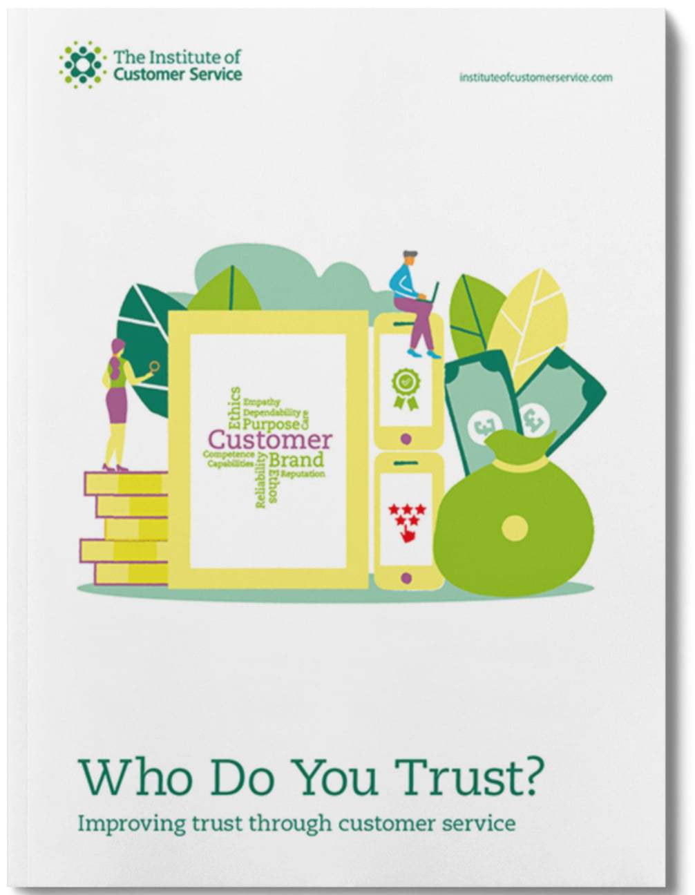 Who Do You Trust? Improving Trust Through Customer Service