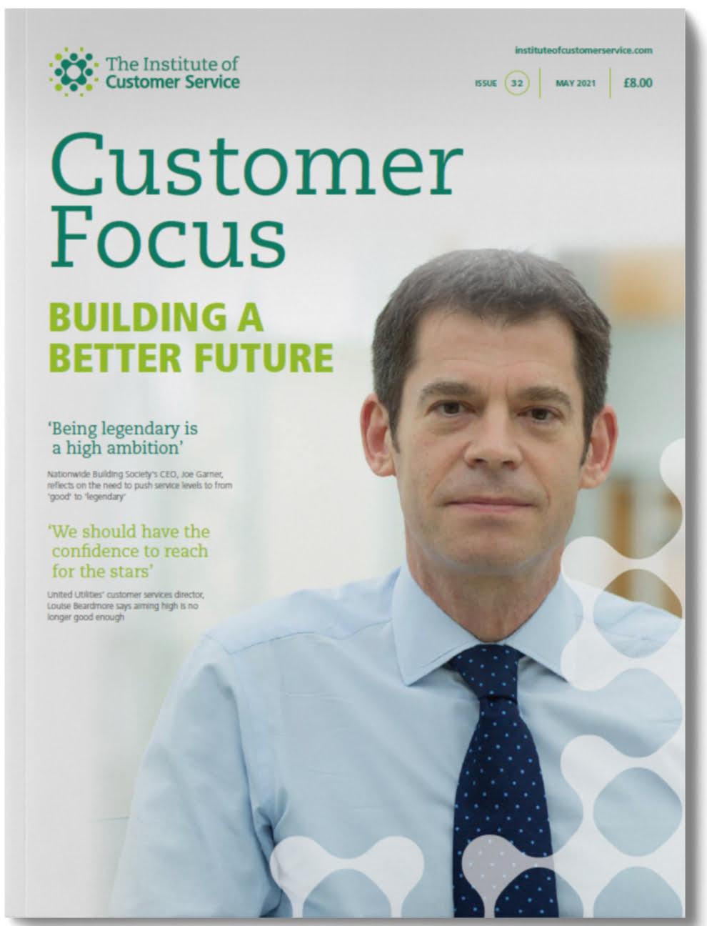 Customer Focus Magazine