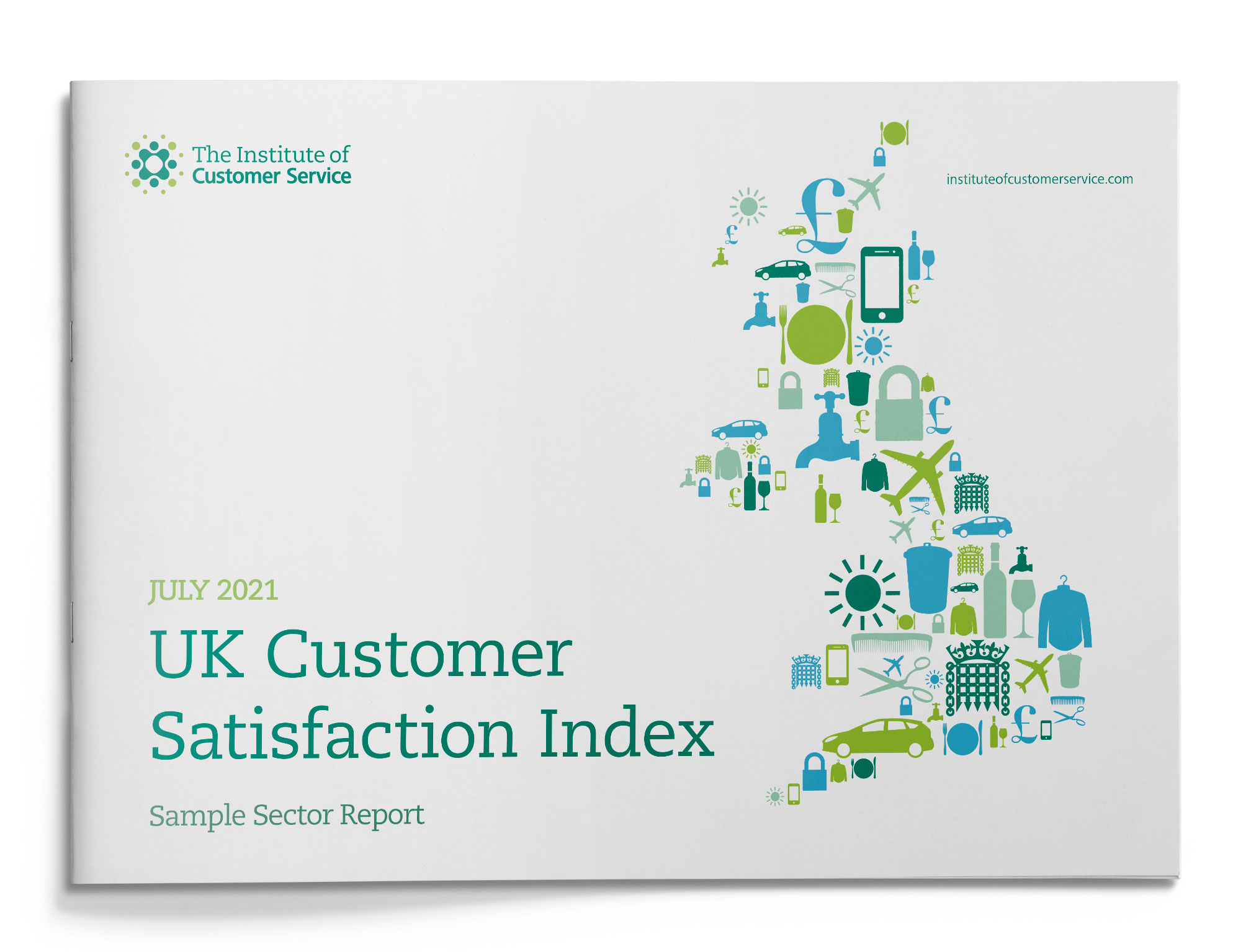 UKCSI Sample Sector Report – July 2021