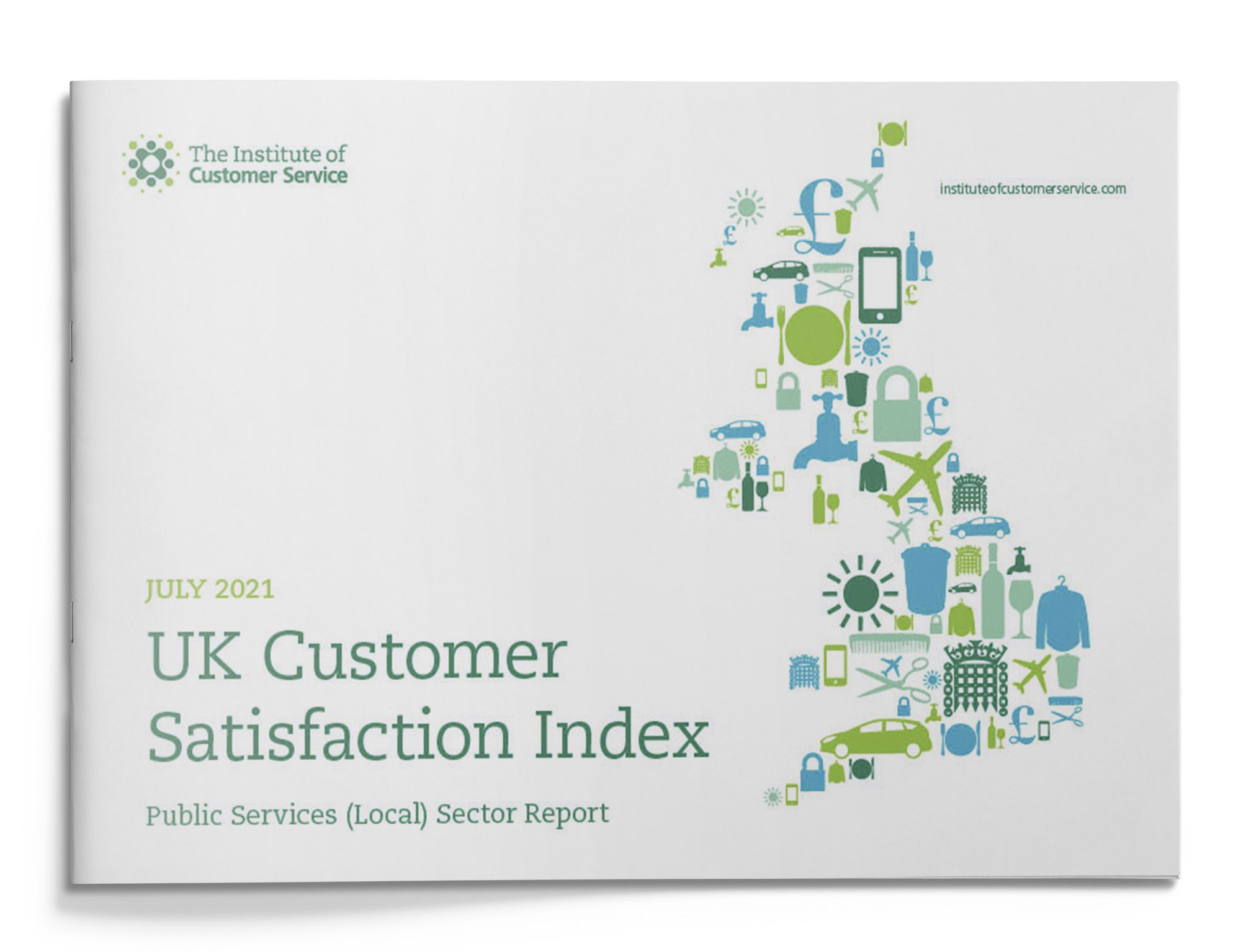 UKCSI Public Services (Local) Sector – July 2021