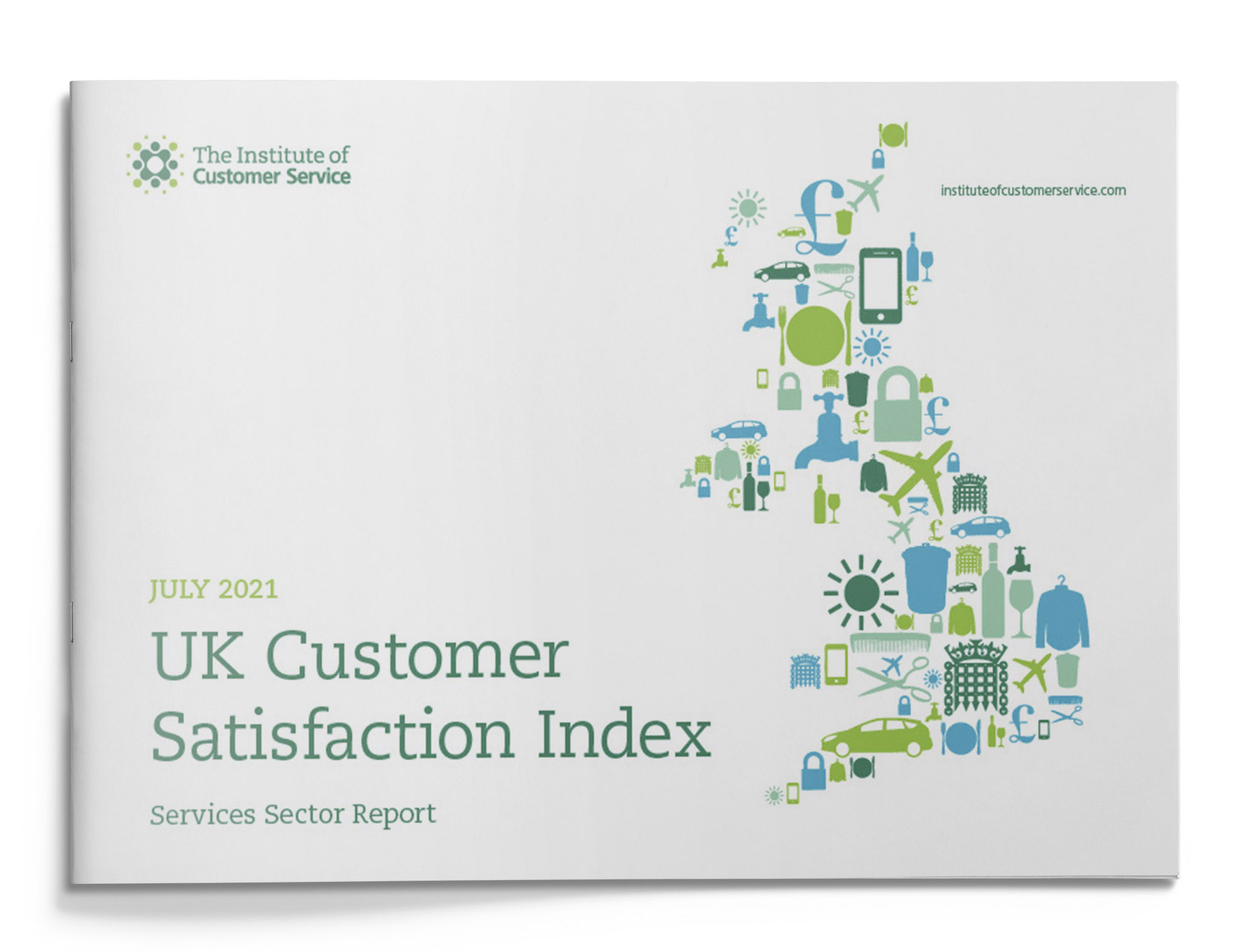 UKCSI Services Sector – July 2021