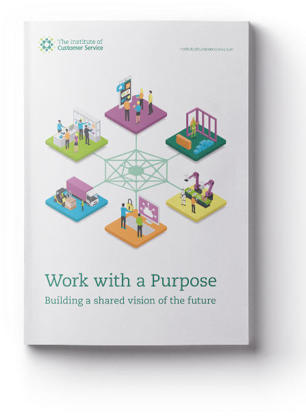Work With A Purpose – Building A Shared Vision Of The Future